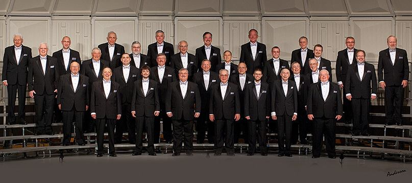 Winnebagoland Barbershop Chorus at 2014 LOL District competition